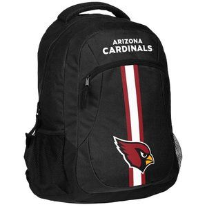 NFL Arizona Cardinals Team Logo Action Backpack